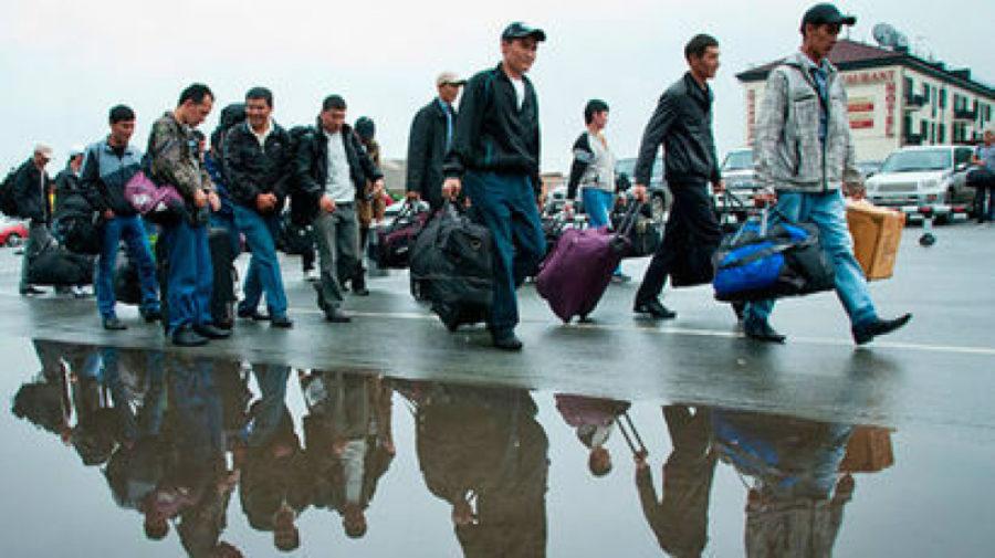 История миграции в Россию