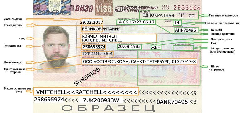 Какие визовые режимы сегодня актуальны в России