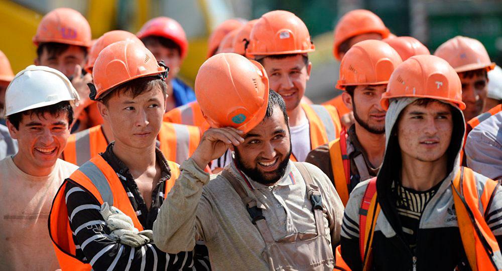 В 2020 году Россия планирует выдать квоту свыше 105 тыс. иностранным гражданам