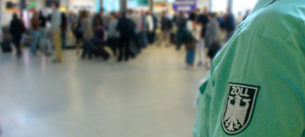 Фальшивая граница с Евросоюзом, арестован гражданин РФ