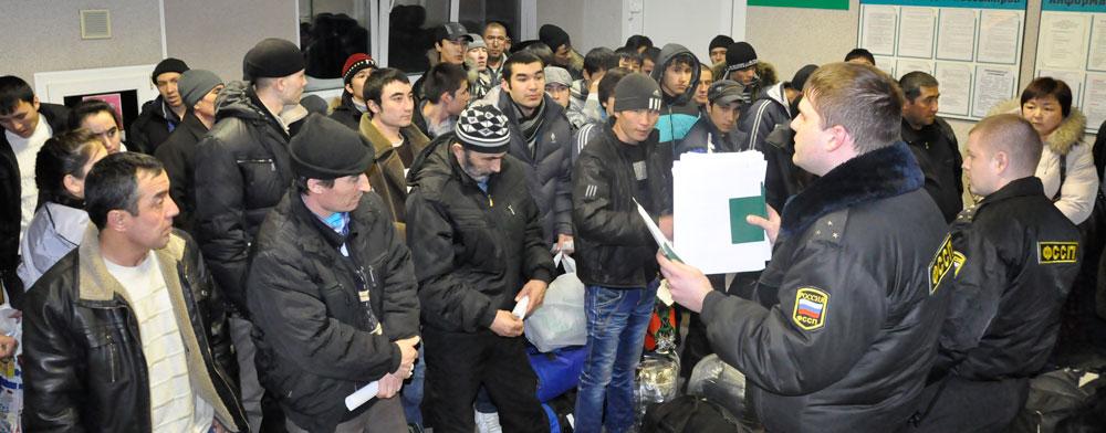 Собянин заявил, что преступность мигрантов снизилась на 15%
