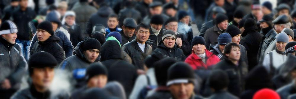 Толерантность россиян к мигрантам, ставим рекорды