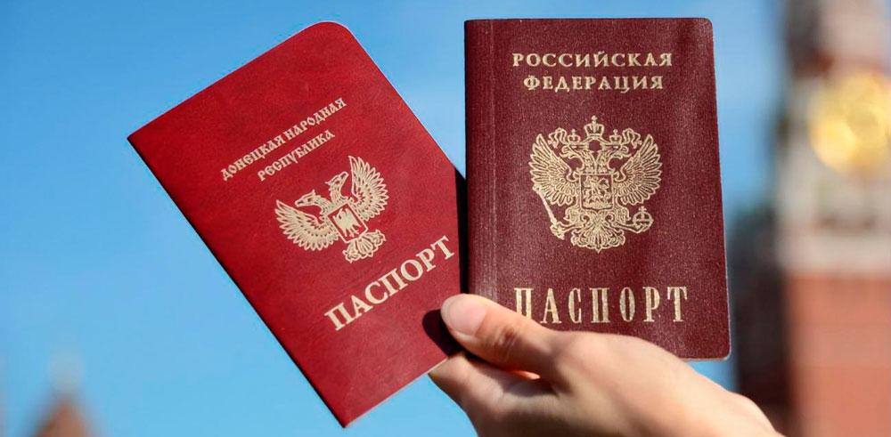 170 тысяч жителей востока Украины получили паспорта РФ
