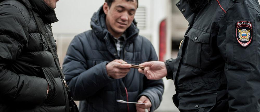 В РФ обсуждают отмену плановых проверок для компаний, где работают мигранты
