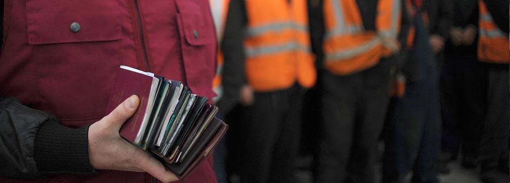 В РФ задумались о миграционной амнистии для украинцев
