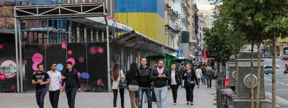 Массовое переселение украинцев ощущается не только Россией
