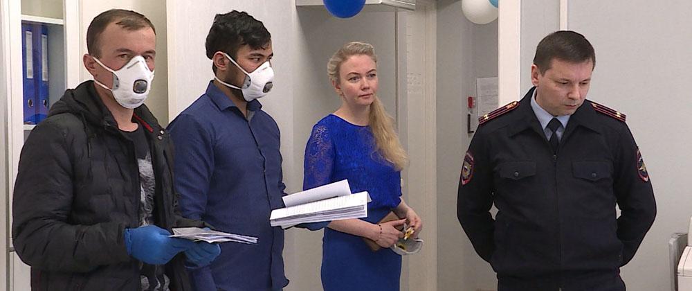 Мигрантов с коронавирусом будут отправлять обратно на родину